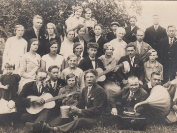 Laitse noored 1930.-ndatel, Helmi Edovald erakogu